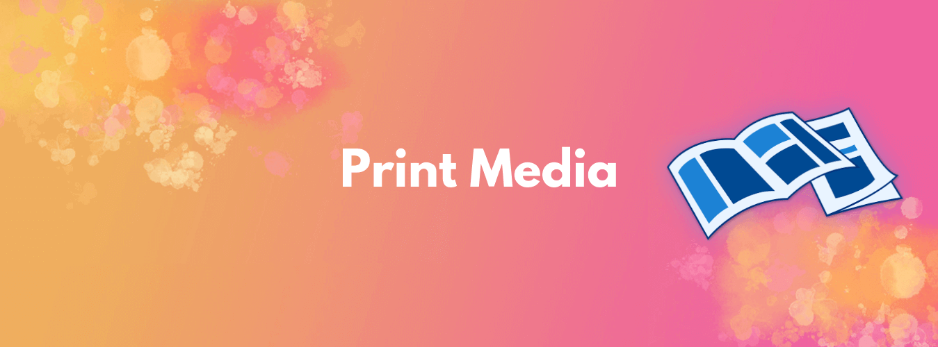print media advertisement services india