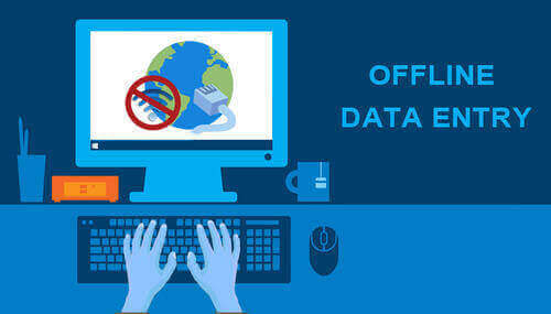 Best Offline Data Entry Services in Delhi NCR