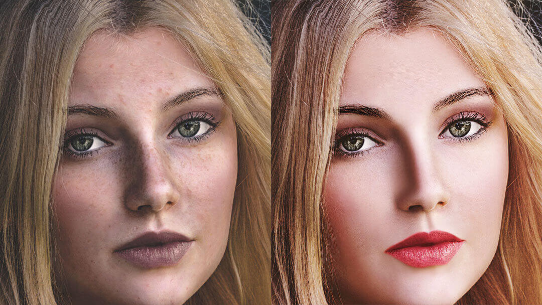 Photo Retouching Services in Delhi NCR