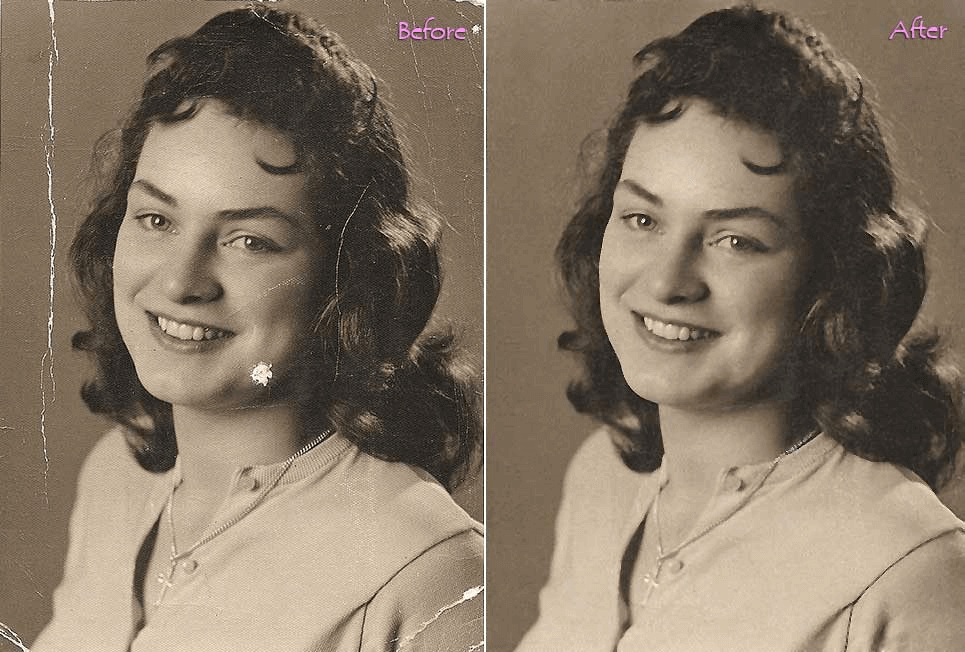 Best Photo Restoration Services in Delhi NCR