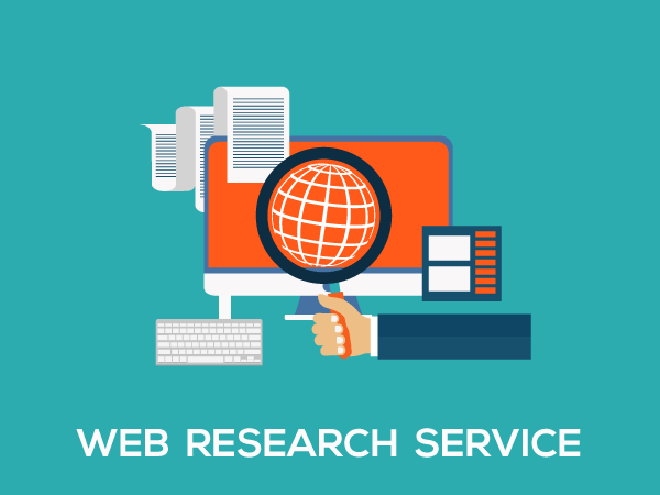 Web Research Services India